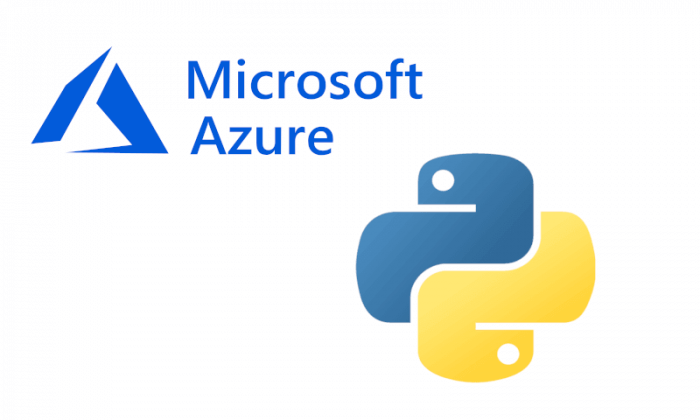 Using Azure Functions with Python